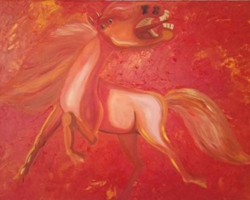 paard a la Pablo